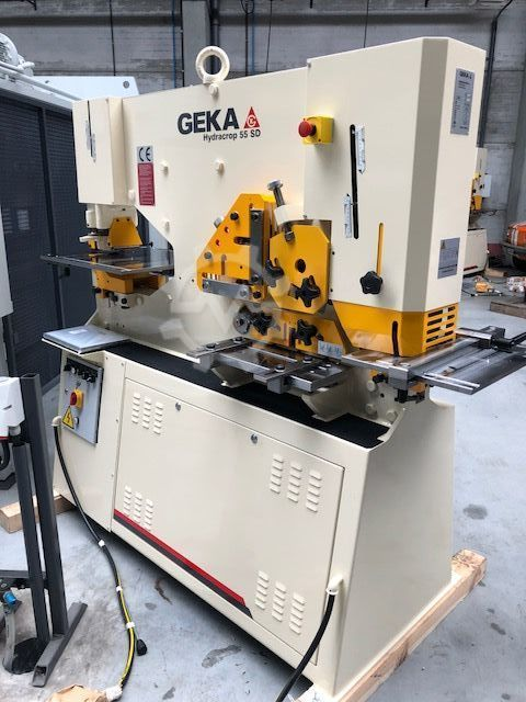 GEKA Hydracrop 110SD