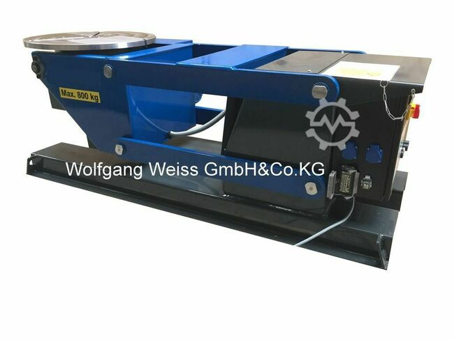 Wolfgang Weiss GmbH&Co.KG WDK-H 800
