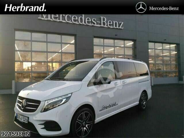 Mercedes-Benz V 250 4MATIC ./L *NightPaket*AHK 2,5To*