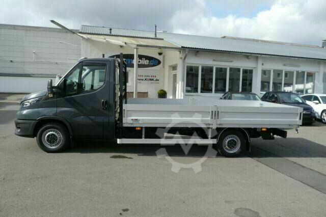 Iveco Daily 35S18 3.0/180 Alupritsche,AHK 3,5 T