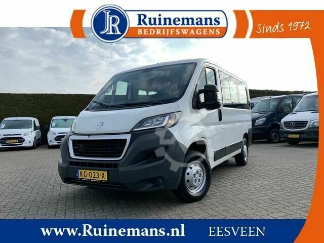 Sonstige/Other Peugeot Boxer 2.0 BlueHDI EURO 6 / L1H1 / 9 PERSOO
