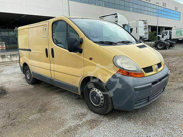 Renault TRAFIC ISOTERMICA