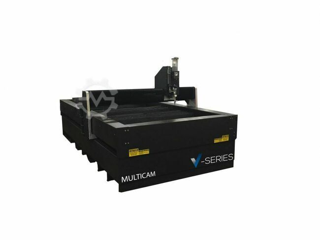 MultiCam V-Series 204-Waterjet