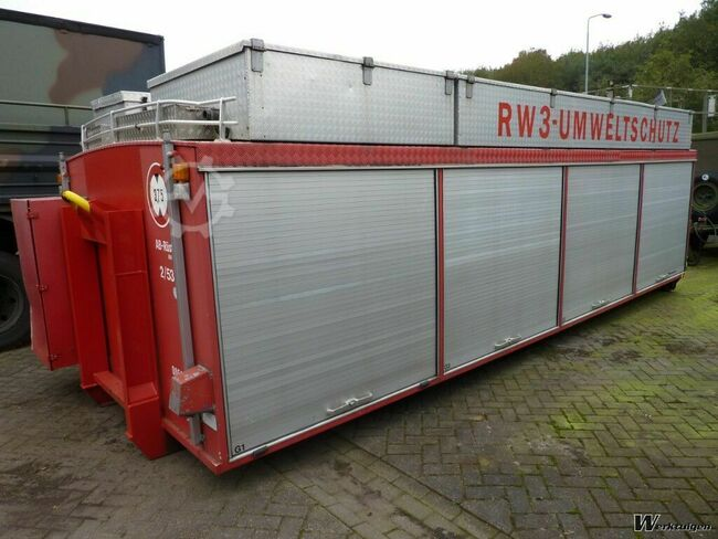 Schlingmann Toolcontainer