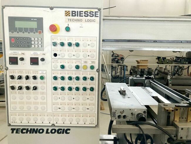 BIESSE Techno Logic