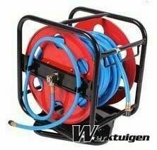 Trailer And Tools Luchtslanghaspel 30 meter