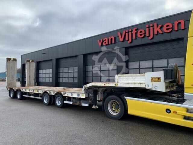Sonstige/Other ACTM 4 AXLE 70 TONS LOWBED TRAILER