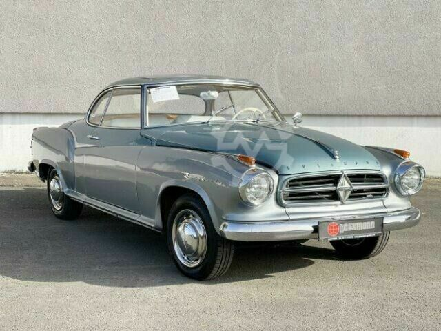 Sonstige/Other Borgward Isabella TS Coupe Isabella TS Coupe SHD/