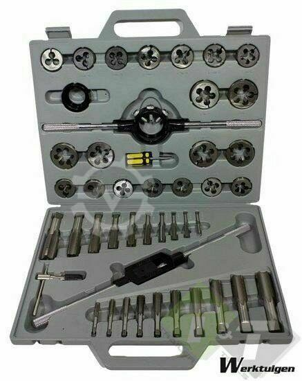 Trailer And Tools Tappenset, 45 delig, engels