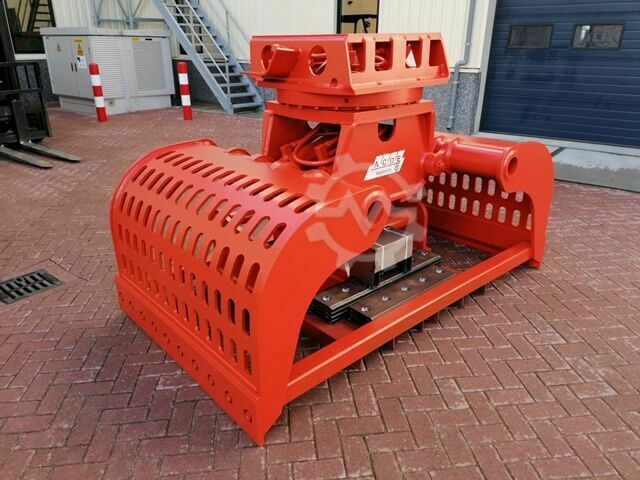 ACDE Europe® S3000D-HM1500 | 3000 kg | 36-50 t |