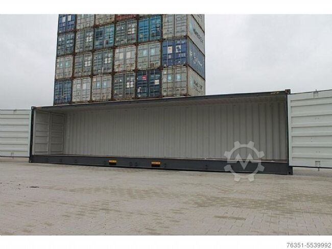 Sonstige/Other 40ft HC Side Door Container, neuwertig