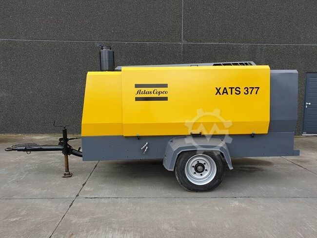 Atlas-Copco XATS 377 CD - N