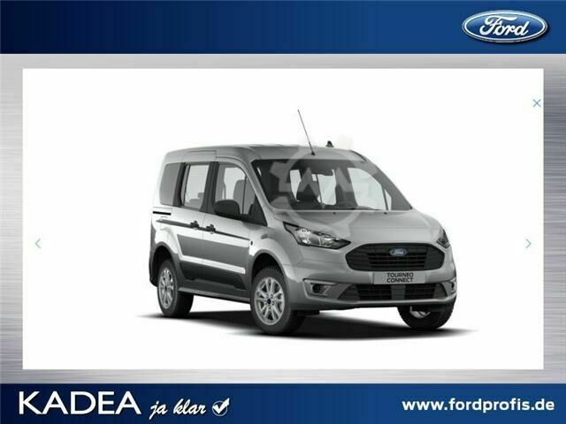 Ford Tourneo Connect Trend PDC Designpaket KlimaAuto