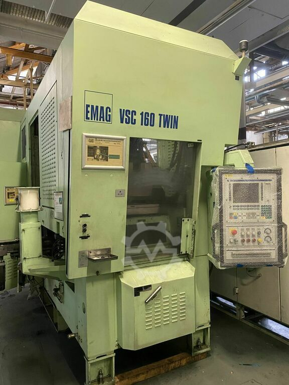 EMAG VSC 160 Twin