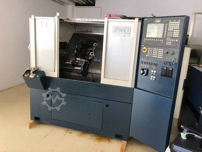 SPINNER PD-CNC