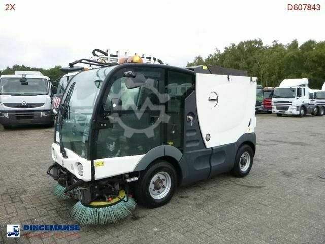 Sonstige/Other Mathieu Azura MC200 street sweeper 2 m3 Euro 5
