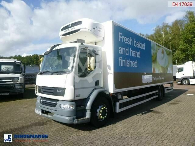 DAF LF 55.220 4x2 RHD Euro 5 Thermoking Spectrum T1000