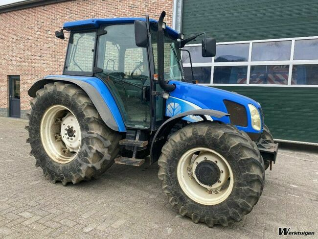 New Holland TL90 A