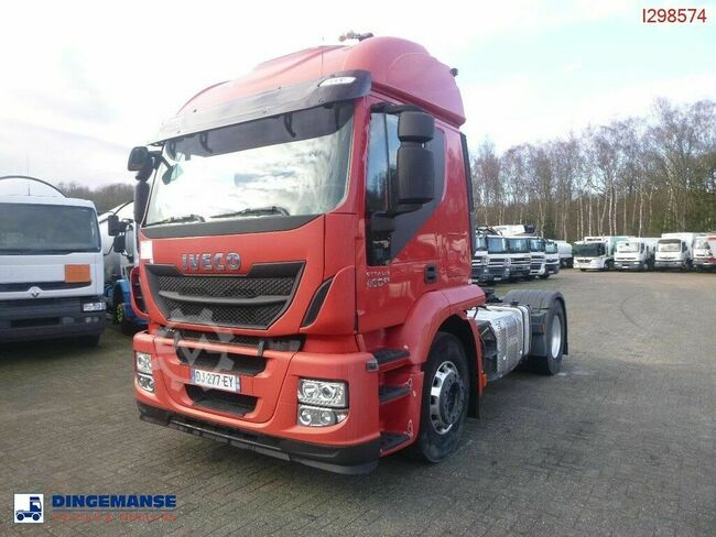 Iveco Stralis AT440S46 4x2 Euro 6 + Hydraulics