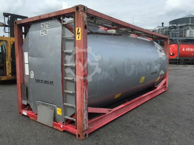 20500 liters T20 tank container