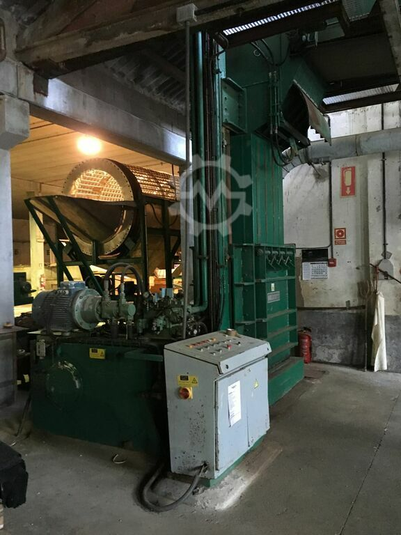 AUTOMATIC PRESS 150TN FARELL AUTOMATIC PRESS 150TN FARELL