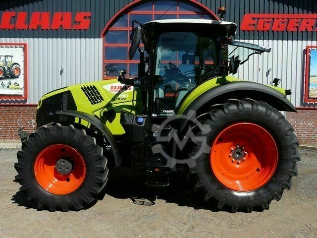 Claas AXION 810 CMATIC S