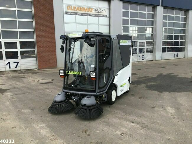 Green machine 500 ZE PLUS Electric sweeper