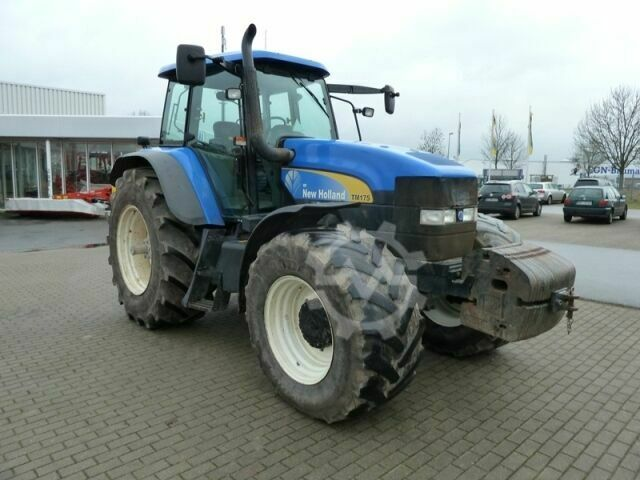 New Holland TM175 Farm Tractor