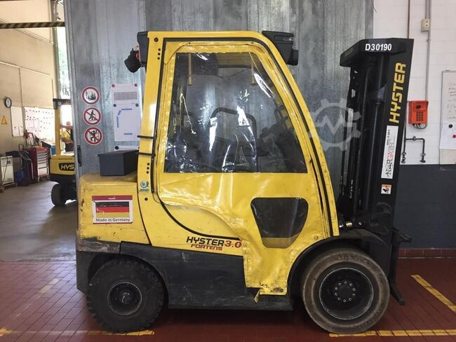 Hyster H 3.0 FT Fortens Advance