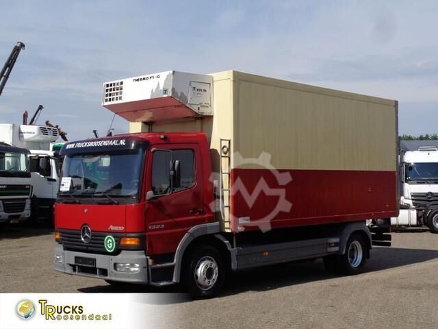 Mercedes-Benz Atego 1323 Manual Thermo King XDS SR MEAT HO