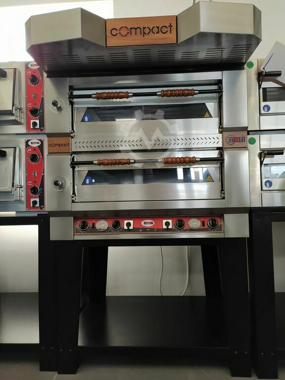 Sind Oven with two floors, stand and hood