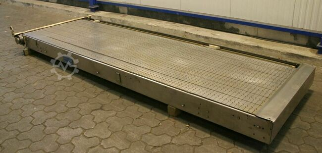 Schaberger Typ 1100 x 3800 mm