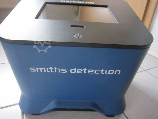 Smiths Ionscan 600