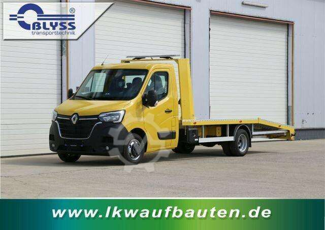 Renault Master 4,5t L4 2,3dCi 165 PS