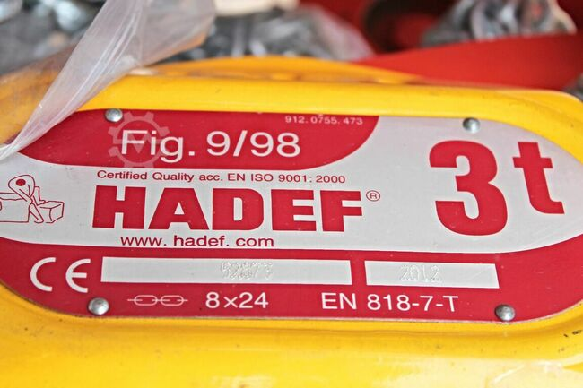 Hadef 24/98HH Fig. 9/98