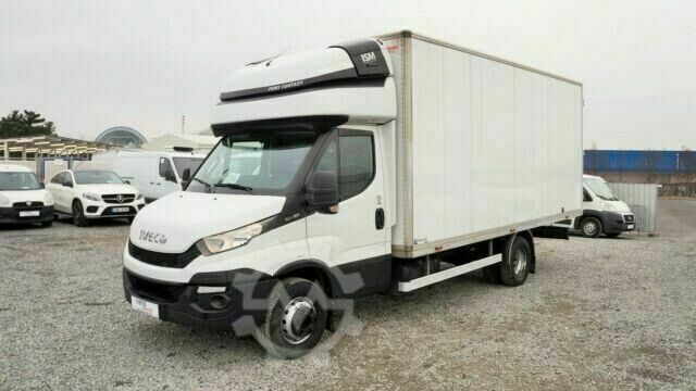 Iveco Daily 65C15 KOFFER 5,3m/schlafe/?R/1.besitzer