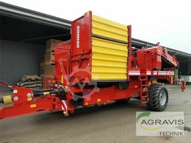Grimme SE 150 60 NB TRIEBACHSE