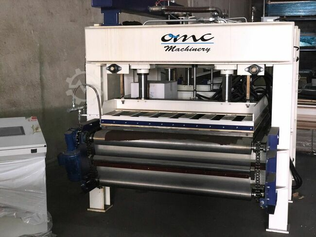 OMC Machinery  PL/A UP