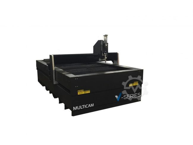 MultiCam V-Series 304-Waterjet