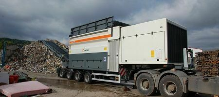 Metso Waste Recycling 6000M