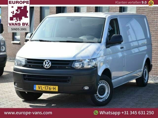 VW Transporter 2.0 TDI 102pk Lang Camera/Navi 03 2015