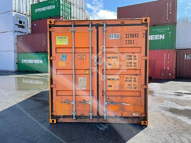 Sonstige/Other 40 Fuß HC T. King Kühlcontainer TK Container