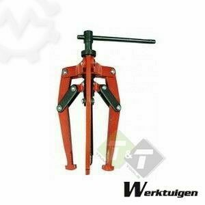 Trailer And Tools Poelietrekker, 3 poot, 100 mm