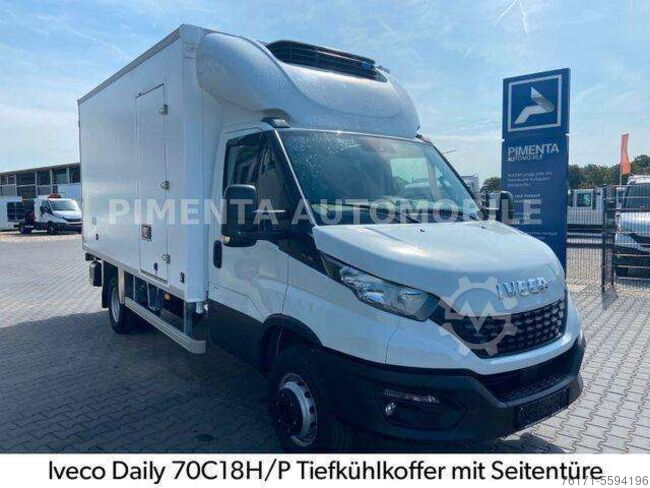 Iveco Daily 70C18P Luft/TIEFK. 20 Carrier/LBW/8Palt
