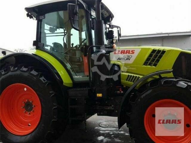 Claas ARION 630 CMATIC CIS+ T
