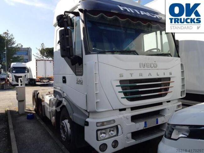 Iveco Stralis AS440S54TZ/P HM
