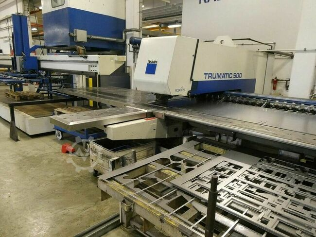 TRUMPF Trumatic TC 500 R - 1600