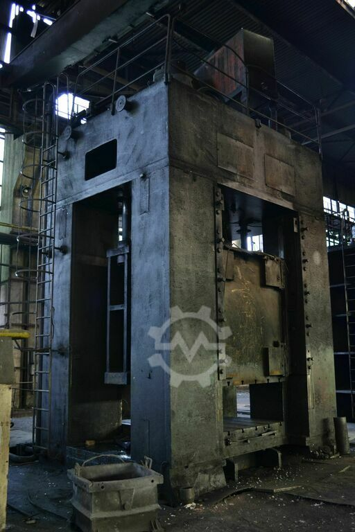 Hydraulic Forging Press 1600T
