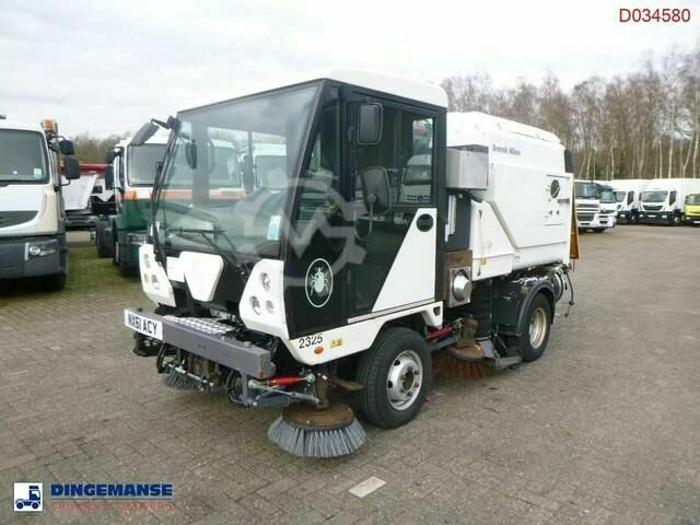 Sonstige/Other Scarab Minor Euro 5 street sweeper