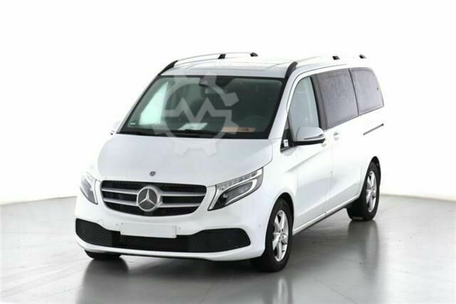 Mercedes-Benz V 300 d lang *MBUX*LED*Edition*Digitales Radio*